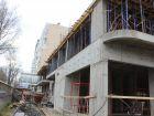 ЖК Лайнер на Барминской - ход строительства, фото 110, Октябрь 2020
