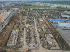 Ход строительства дома Литер 15 в ЖК Светлоград - фото 4, Апрель 2021
