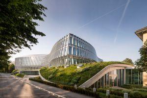 Олимпийский дом (Olympic House) в Швейцарии