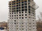 Ход строительства дома № 1 первый пусковой комплекс в ЖК Маяковский Парк - фото 38, Апрель 2021