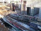 Ход строительства дома №1 в ЖК Премиум - фото 134, Март 2017