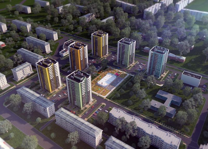 Дом № 3 в ЖК Циолковский - фото 5