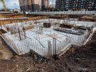 Ход строительства дома Литер 5/1 в ЖК Вересаево - фото 11, Март 2020