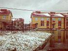 Ход строительства дома 1 типа в Микрогород Стрижи - фото 109, Октябрь 2015