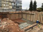 Ход строительства дома на Минина, 6 в ЖК Георгиевский - фото 61, Сентябрь 2020