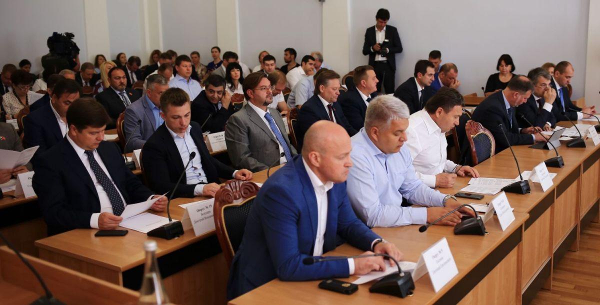 Нового главу ростовской администрации определят в середине октября - фото 1