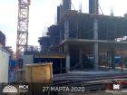 ЖК Марксистский - ход строительства, фото 29, Апрель 2020