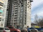 ЖК Алый Парус - ход строительства, фото 8, Апрель 2018