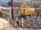 Ход строительства дома № 2 в ЖК Красная поляна - фото 67, Октябрь 2015