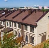 Ход строительства дома 4 типа в КП Аладдин -