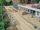 Ход строительства дома № 1 первый пусковой комплекс в ЖК Маяковский Парк - фото 5, Сентябрь 2021