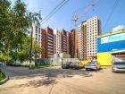 ЖК Каскад на Ленина - ход строительства, фото 549, Июль 2019