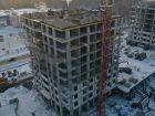 Ход строительства дома № 1 первый пусковой комплекс в ЖК Маяковский Парк - фото 47, Февраль 2021
