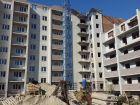Ход строительства дома Секция 3 в ЖК Сиреневый квартал - фото 15, Октябрь 2020