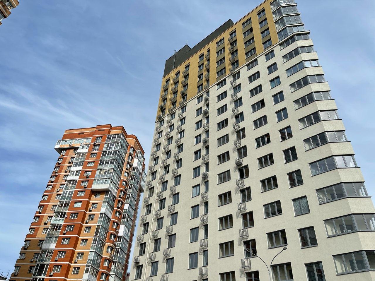 Минстрой сообщил о снижении спроса на жилье в России - фото 1