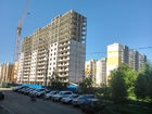 Ход строительства дома № 3 в ЖК На Победной - фото 16, Август 2016