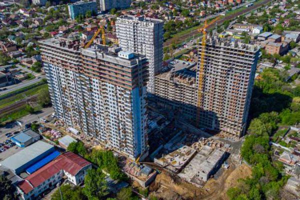Стабильно высокий спрос: в апреле на Дону зарегистрировали 3,7 тыс. договоров «долевки»