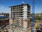 ЖК Центральный-2 - ход строительства, фото 106, Апрель 2018