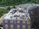 Ход строительства дома на участке № 214 в ЖК Солнечный город - фото 53, Июнь 2018