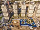 Ход строительства дома Литер 1 в ЖК Звезда Столицы - фото 6, Ноябрь 2020