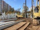 ЖК Орбита - ход строительства, фото 228, Октябрь 2019