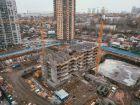 Ход строительства дома Секция 1 в ЖК Гвардейский 3.0 - фото 29, Январь 2021
