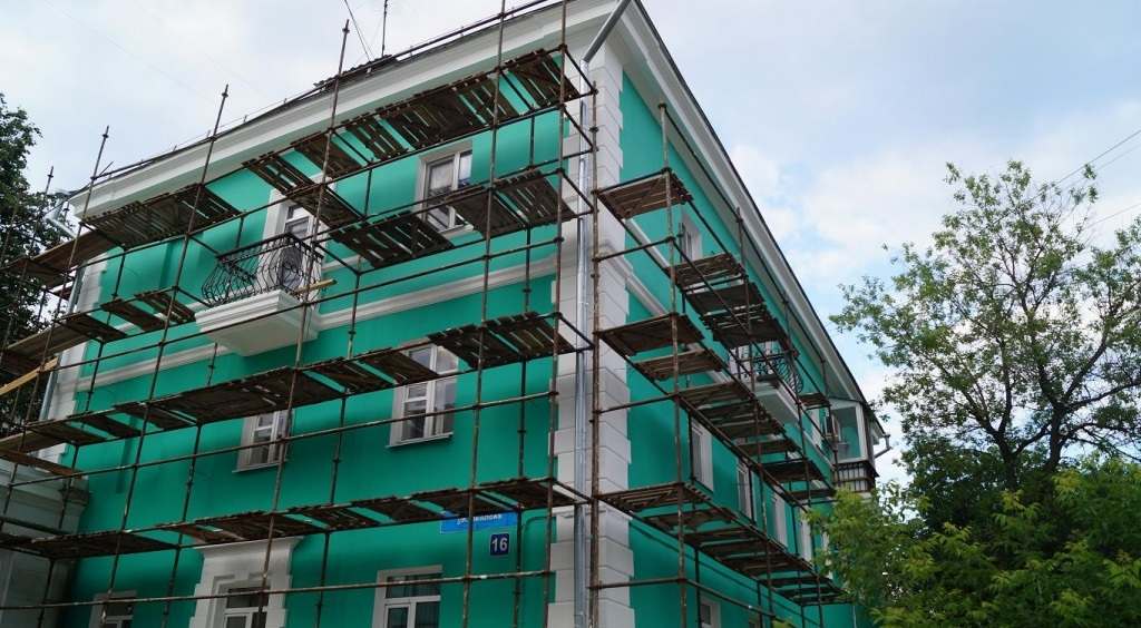 Минимум один вид работ в 75% домов выполнил нижегородский Фонд капремонта от плана 2018 года
