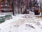 ЖК Пушкин - ход строительства, фото 124, Январь 2019