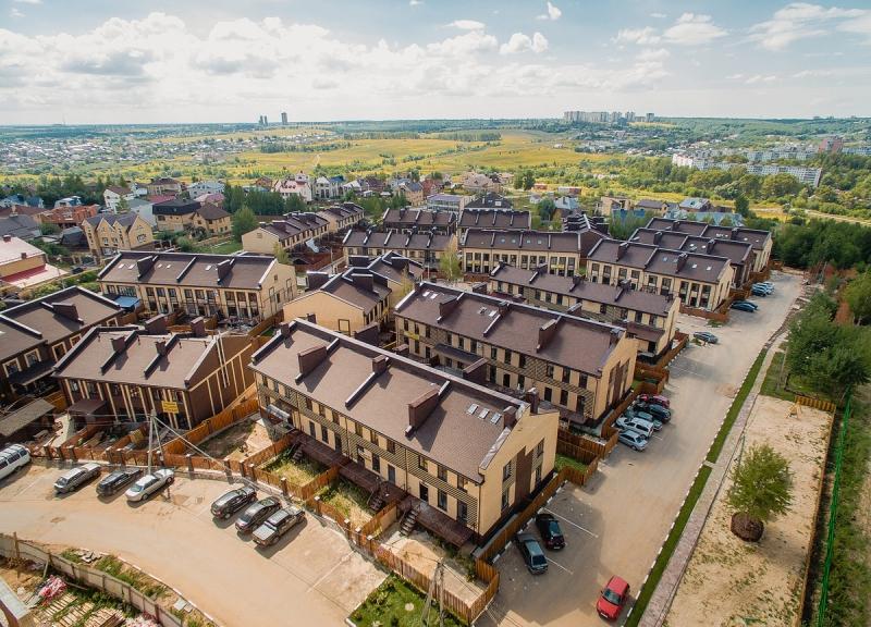 Дом 4 типа в КП Аладдин - фото 7