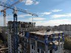 ЖК Соборный - ход строительства, фото 72, Ноябрь 2018