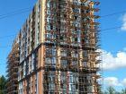 Ход строительства дома №4 в ЖК Октава - фото 4, Август 2017