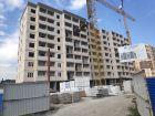 Ход строительства дома № 38 в ЖК Три Сквера (3 Сквера) - фото 8, Август 2021