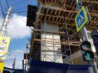ЖК Островский - ход строительства, фото 61, Октябрь 2019