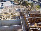Ход строительства дома Литер 1 в ЖК Звезда Столицы - фото 113, Август 2018
