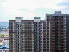 Ход строительства дома № 1 корпус 1 в ЖК Жюль Верн - фото 36, Июль 2018