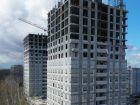 Ход строительства дома № 1 первый пусковой комплекс в ЖК Маяковский Парк - фото 33, Май 2021