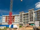 Ход строительства дома № 3 в ЖК Ватсон - фото 32, Июль 2020