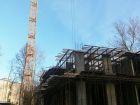 Ход строительства дома № 1 в ЖК Маленькая страна - фото 12, Март 2017