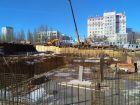 ЖК Космолет - ход строительства, фото 67, Апрель 2020