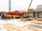 ЖК КМ Флагман - ход строительства, фото 11, Февраль 2020