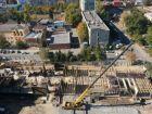 Ход строительства дома № 1 в ЖК Встреча - фото 78, Октябрь 2018
