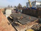 Ход строительства дома на Минина, 6 в ЖК Георгиевский - фото 51, Октябрь 2020