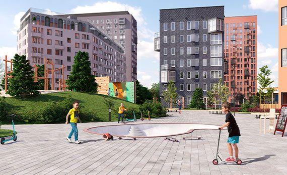 ЖК Андерсен парк - фото 4