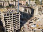Ход строительства дома Литер 1 в ЖК Звезда Столицы - фото 107, Сентябрь 2018