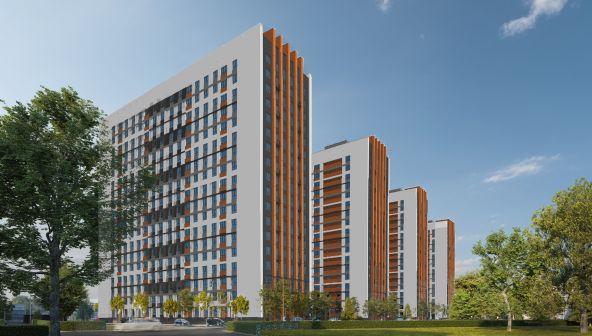 Жилой комплекс (ЖК) «Тетра» в Нижнем Новгороде