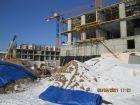 ЖК Университетский - ход строительства, фото 30, Март 2021