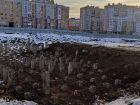 ЖК Корица - ход строительства, фото 47, Декабрь 2020
