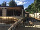 Ход строительства дома № 1 в ЖК TRINITY (Тринити) - фото 62, Август 2017