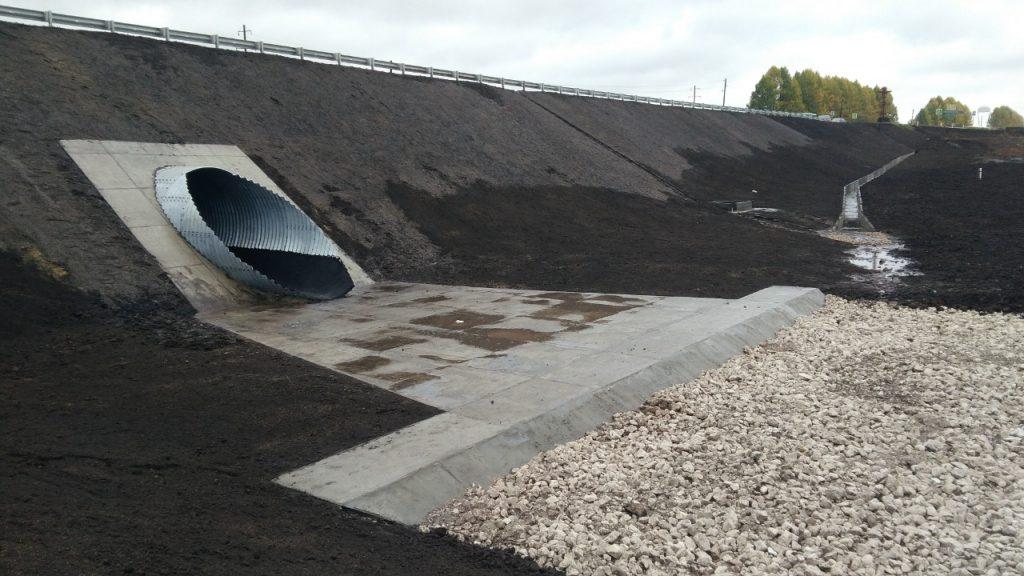 Рабочие закончили реконструкцию участка дороги Ардатов - Дивеево