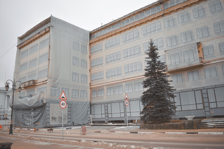 Что нужно нижегородцам и туристам в здании на месте гостиницы «Россия» - фото 5